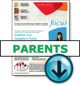 Help Your Daughter Engineer Her Future- Engineering Focus E-Reader for Parents