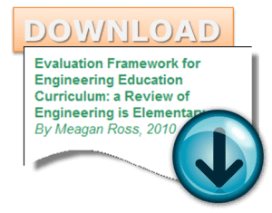 Evaluation Framework for Engineering Education Curriculum