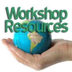 Workshop Resources