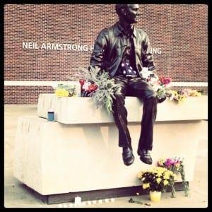Neil Armstrong - Purdue Alum