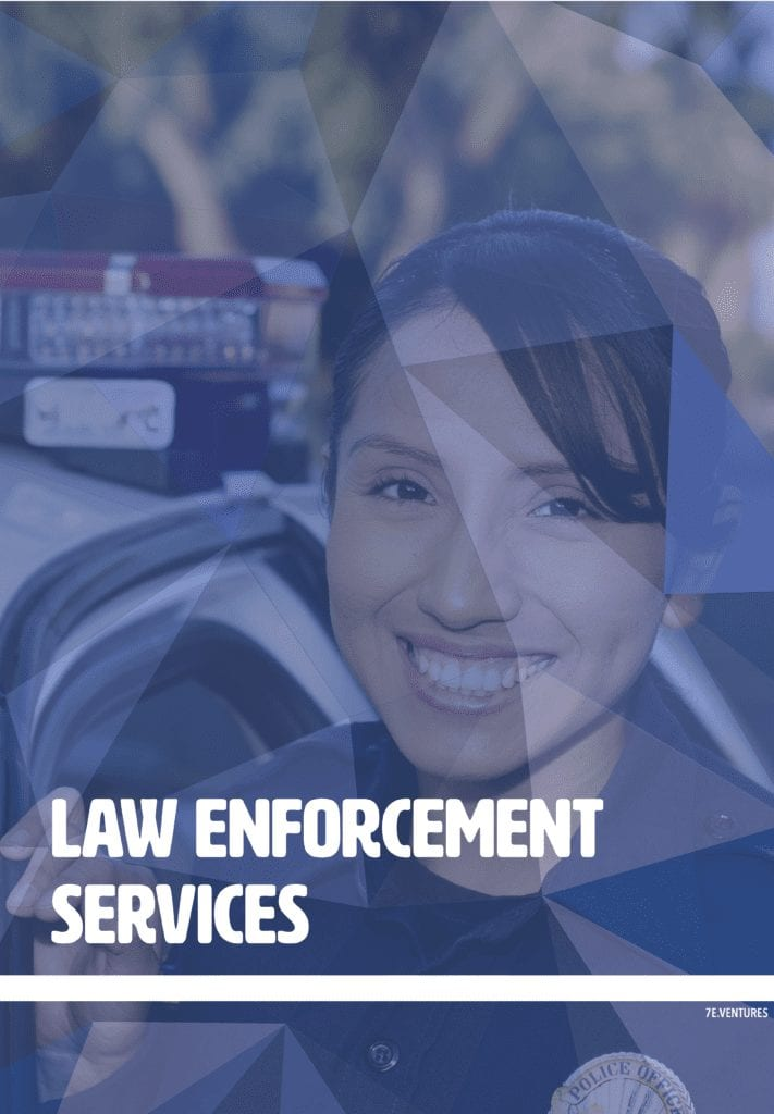 Nontraditional Career Poster: Law Enforcement