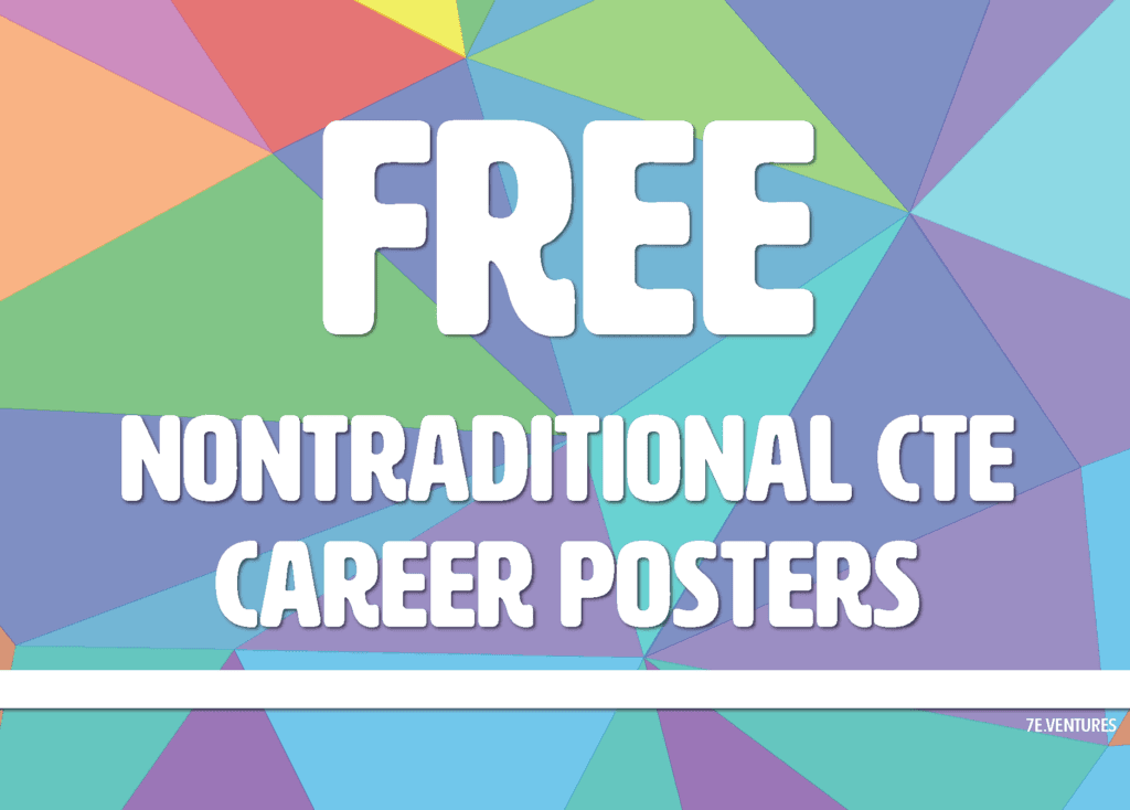 Free Nontraditional Careers Posters